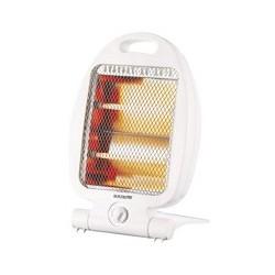 Estufa de cuarzo, 400W/800W ELECTROTEK ET-QH01 envio gratis